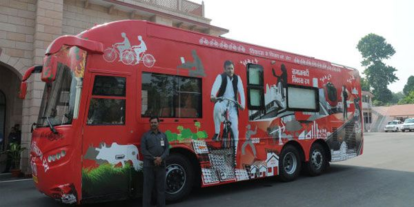 Not only Film stars, even politicians own #HiTechBuses. Read here to know about the top-class personal vehicles used by #ChiefMinisters.