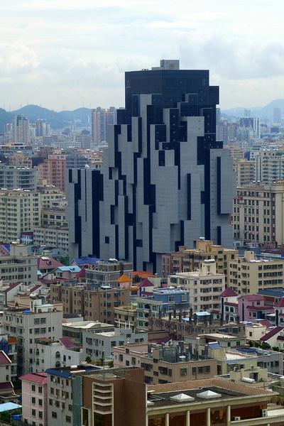 Avant Garde Hotel Xixiang Shenzhen China by dcmaster on Flickr. Shenzhen, China