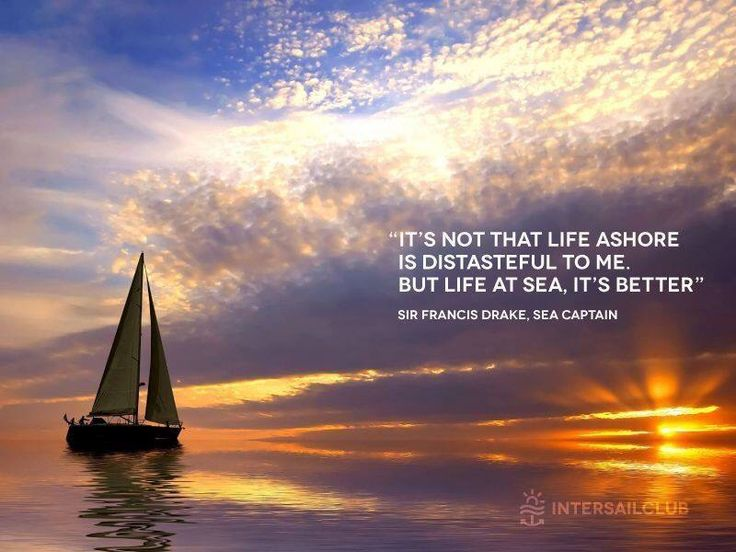 Sailing Traveling Quotes: Live Life Offshore. #inspiration #travelquote #quotes