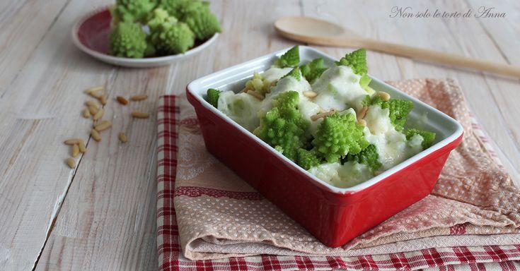 Broccolo+romano+gratinato+al+forno