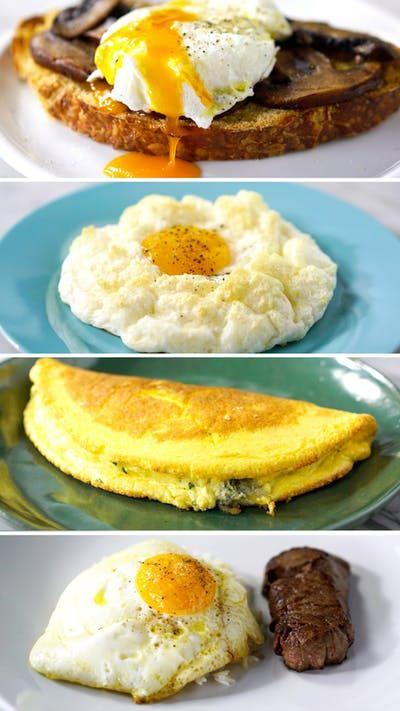 Descubra 4 maneiras rápidas e deliciosas de cozinhar ovo!