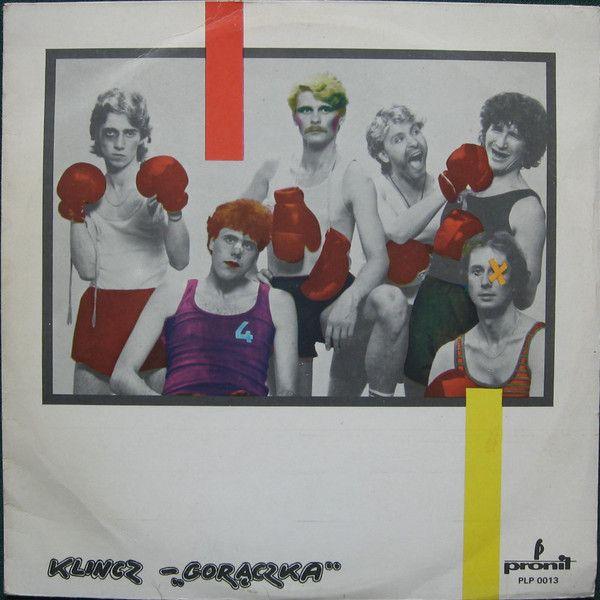 Klincz - Gorączka (Vinyl, LP, Album) at Discogs