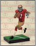 Name: Colin Kaepernick (San Francisco 49ers) Manufacturer: McFarlane Toys Series: McFarlane Toys NFL Sports Picks Football Series 33 Action Figures Release Date: October 2013 For ages: 4 and up UPC: 787926756364
