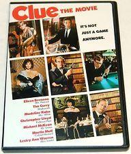 Clue (DVD, 2000, Sensormatic) Christopher Lloyd, Eileen Brennan, Tim Curry PG