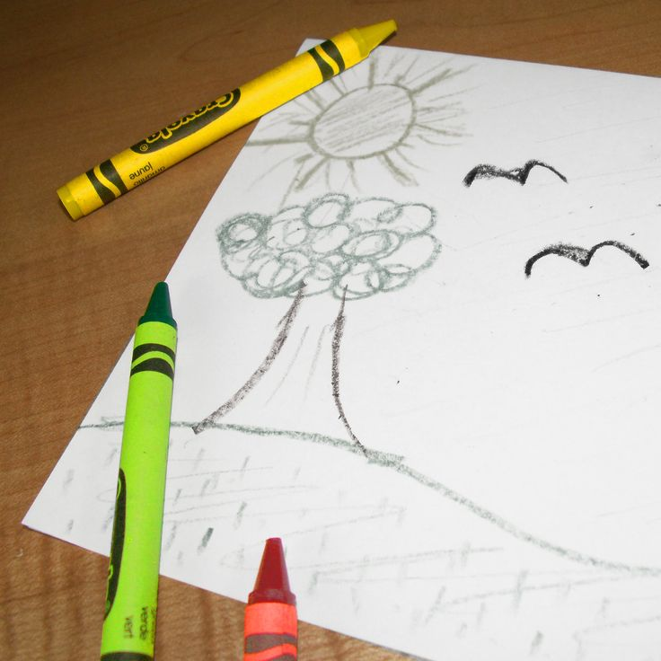 17 best ideas about crayon drawings on pinterest awesome drawings simple things to draw and - Remove crayon walls ...