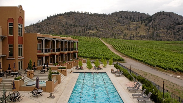 Burrowing Owl Winery - Kelowna, British Columbia. Yet another fine winery.
