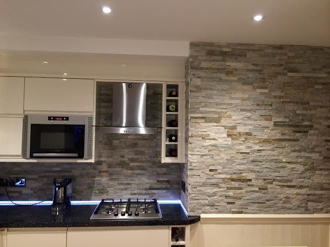 Oyster Slate Features Supplied By Eden Stone Emporium
