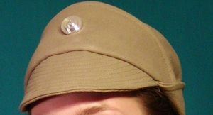 Imperial Officer Uniform Hat - Also works as a basic cap pattern - instructions and pattern