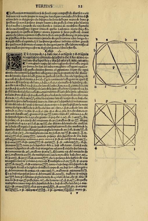 Luca Pacioli   Leonardo da Vinci   De Divina Proportione