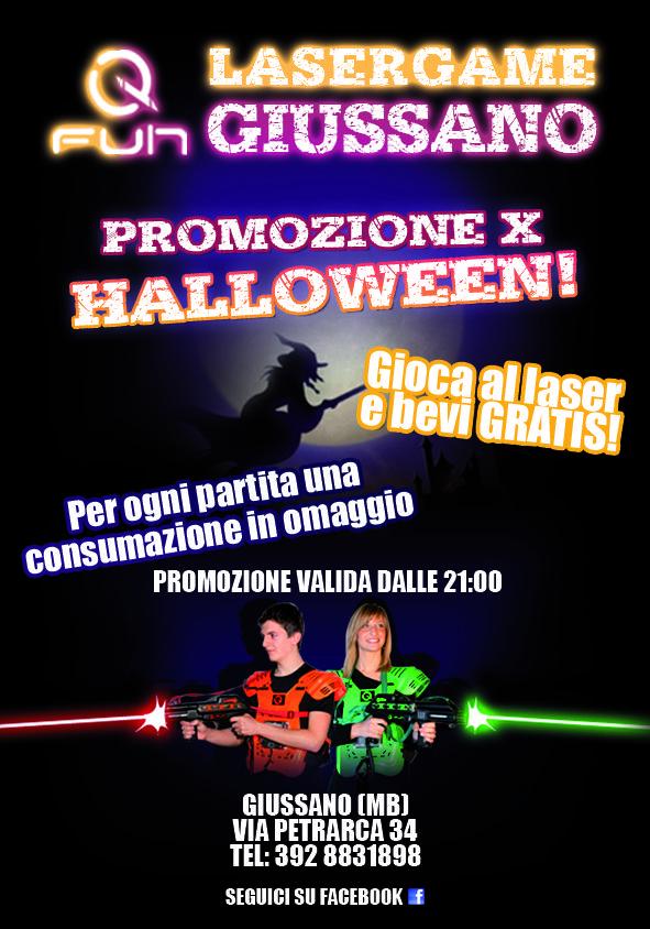 Q-Fun Laser Game in Lombardia a Giussano ( provincia Monza e Brianza )