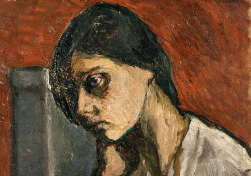 1913. În urmă cu 100 de ani, Constantin Brâncuși realizează celebra sculptură Domnişoara Pogany I. Numele lucrării provine de la Margit Pogány, o pictoriţă maghiară, studentă, pe care Brâncuşi a cunoscut-o la Paris (în imagine: autoportretul ei).  1913. Tot în urmă cu 100 de ani, personajul principal al primului proiect SHIFT are un prim contact cu cele mai importante studiouri de film de la Paris, pentru realizarea primului film care va fi turnat şi produs la Cluj, în acelaşi an.