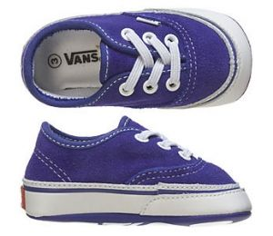 VANS LIBERTY AUTHENTIC | Vans Infant Authentic Shoes (Liberty) : Baby Vans Shoes : Black Wagon