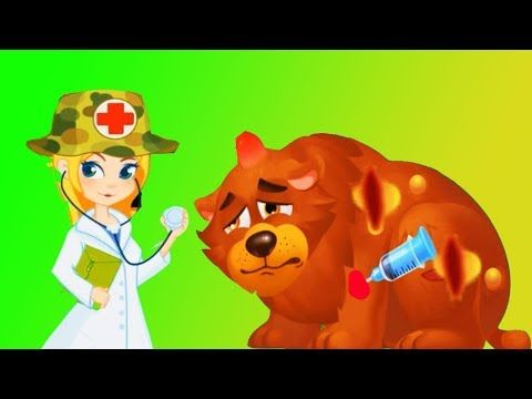 Fun Animal Doctor Games   Jungle Doctor Adventure    Learning With Anima...