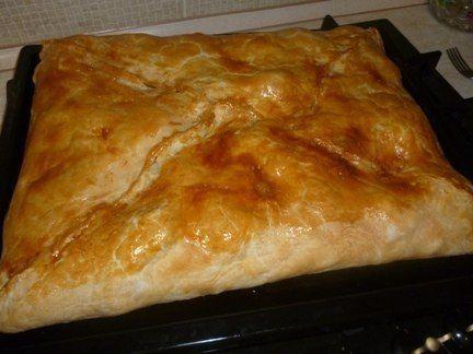 Одно из самых вкусный блюд греческой кухни!