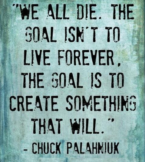 So GO create something!