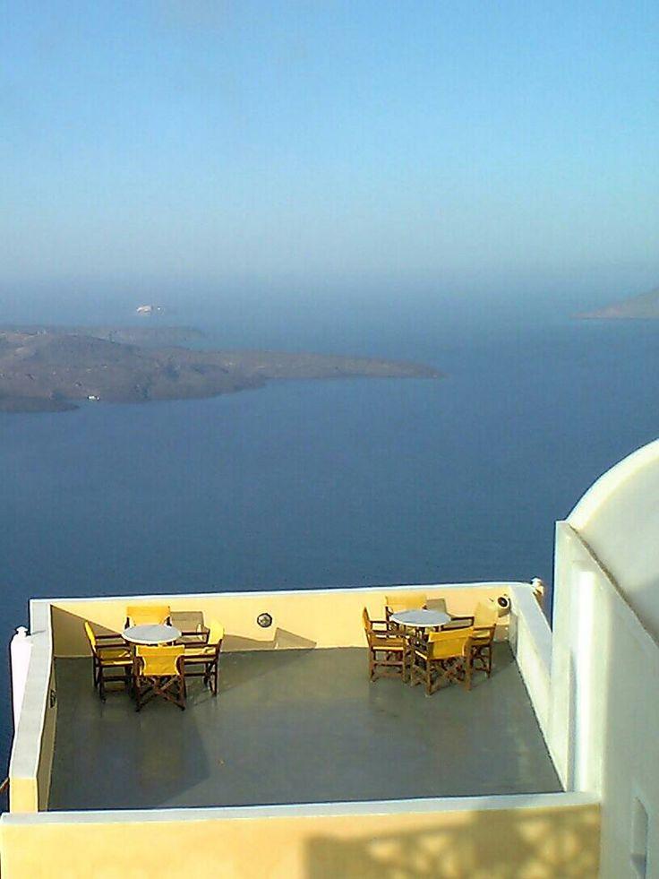Santorini! Amazing view