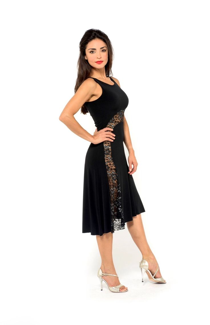 D12E The S Tango dress 1