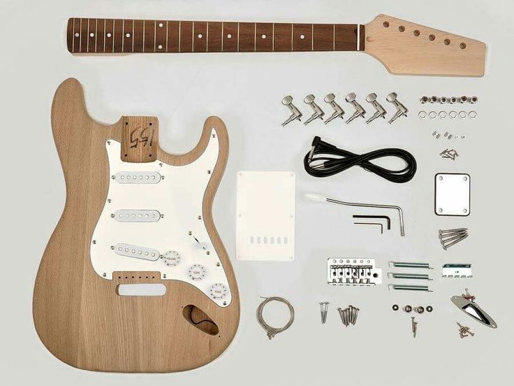 Les 15 meilleures images du tableau Guitar Kits Do It Yourself. sur ...