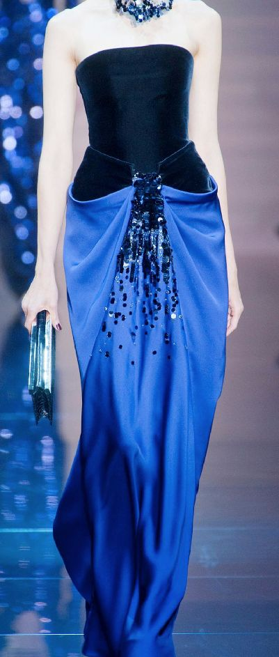 This is just gorgeous - Armani Prive