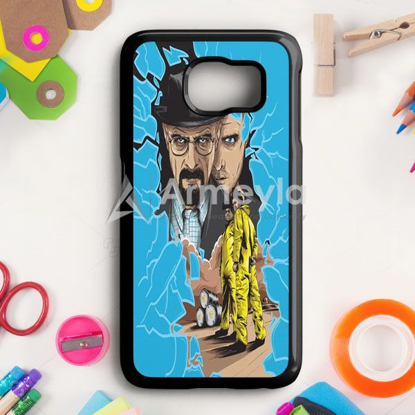 Breaking Bad Quote Collage Samsung Galaxy S6 Edge Plus Case   armeyla.com