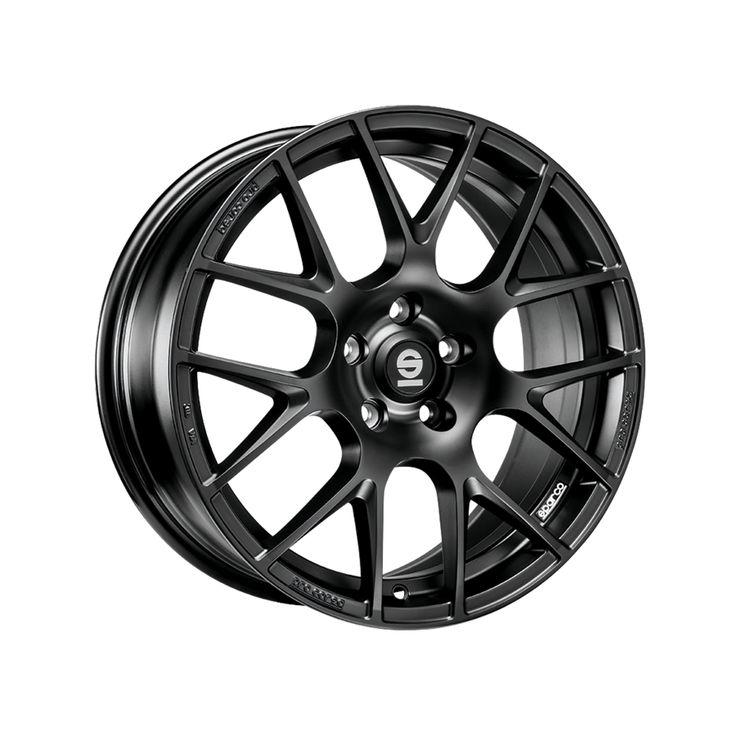 sparco pro corsa matt dark titanium ozracing sparco procorsa rim wheel oz wheels