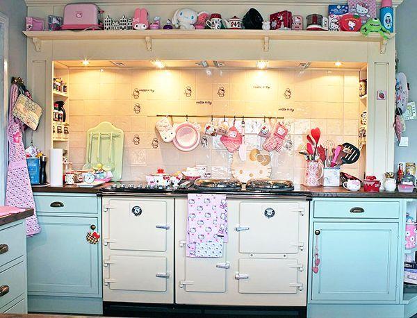 Vintage kitchen*°