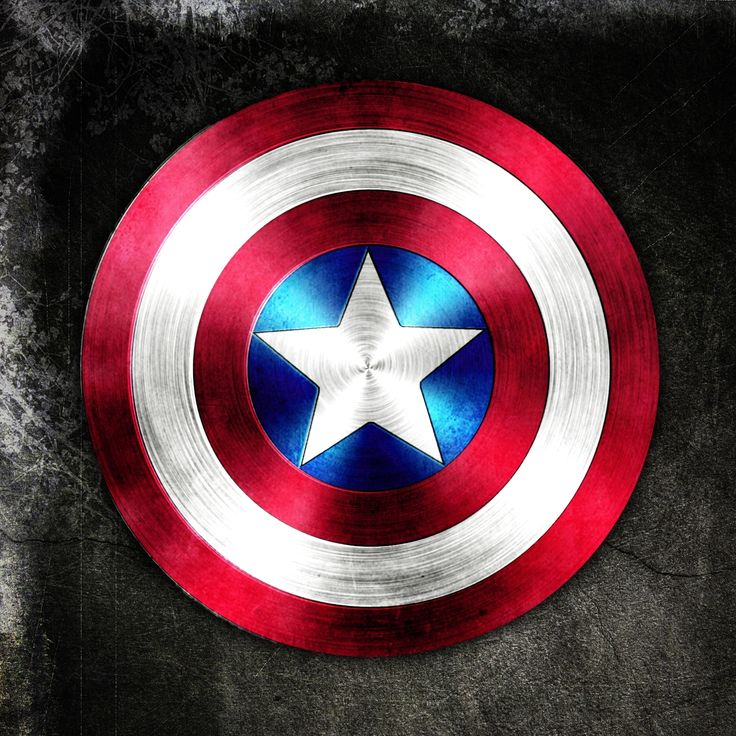 Escudo do Capitão América - visit to grab an unforgettable cool 3D Super Hero T-Shir                                                                                                                                                                                 Mais