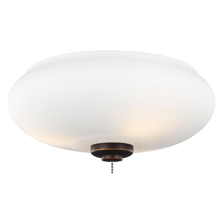 Best 25 Ceiling fan light kits ideas on Pinterest   Fan