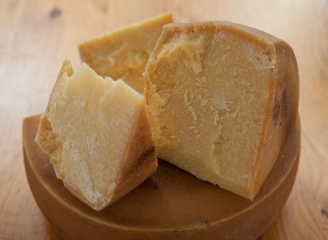 Piave cheese with Cabernet Sauvignon.
