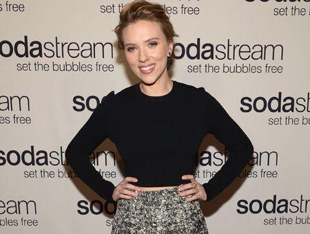 Scarlett Johansson: Schwanger!