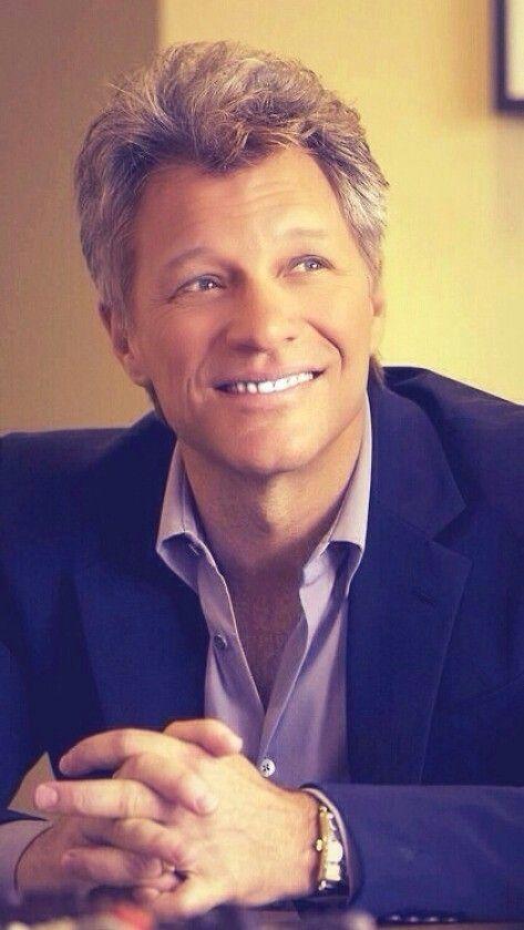 Still handsome Mr.Jon Bon Jovi