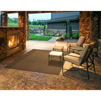 costco chandler brown 100 rug collection