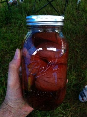 How to Make the Best Peach Moonshine