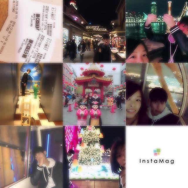 Instagram【sakuara_mai】さんの写真をピンしています。 《神戸デート楽しかったです◎ また思い出も増えてよかった✌️ ありがとう!💕 . . . . #神戸 #神戸デート #umie #ポートアイランド#アンパンマンミュージアム #観覧車 #クリスマス #ツリー #南京町 #食べ歩き #寿司 #映画 #バイオハザード #夜景 #date #楽しかった #幸せ #また行きたい #ありがとう #follow4follow #f4f》