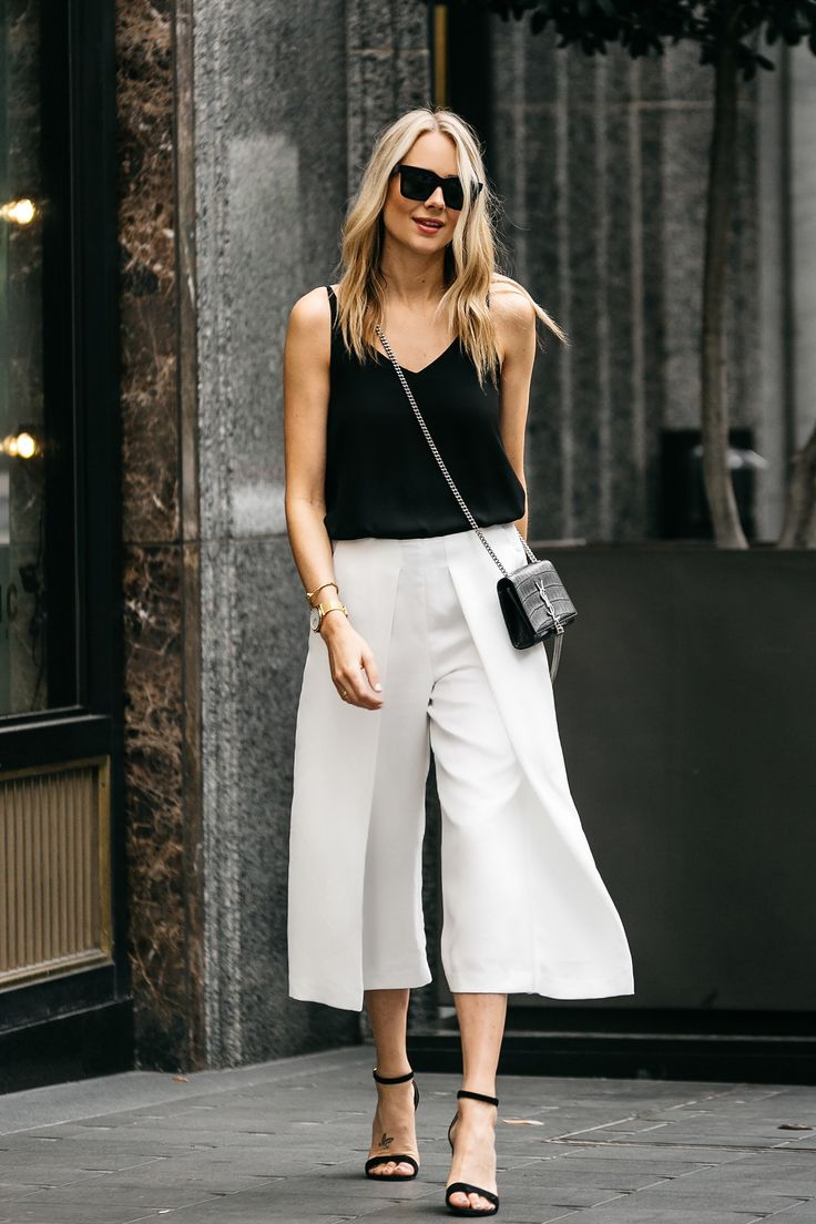 Black & White. The one combination in fashion that will never go out of style. The classic and timeless pairing of these two colors is seasonless and always looks chic. As someone who wears neutrals daily, I'm a big fan…