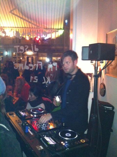 Anders Trentemøller DJ-set