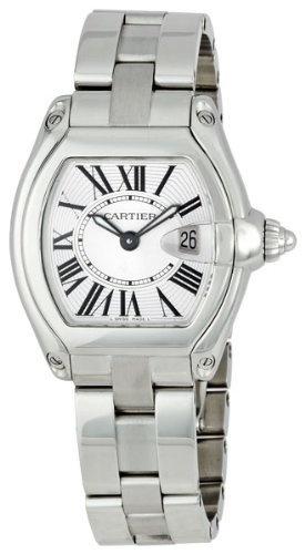 037f203b8f0 Cartier Women s W62016V3 Roadster Stainless Steel Watch