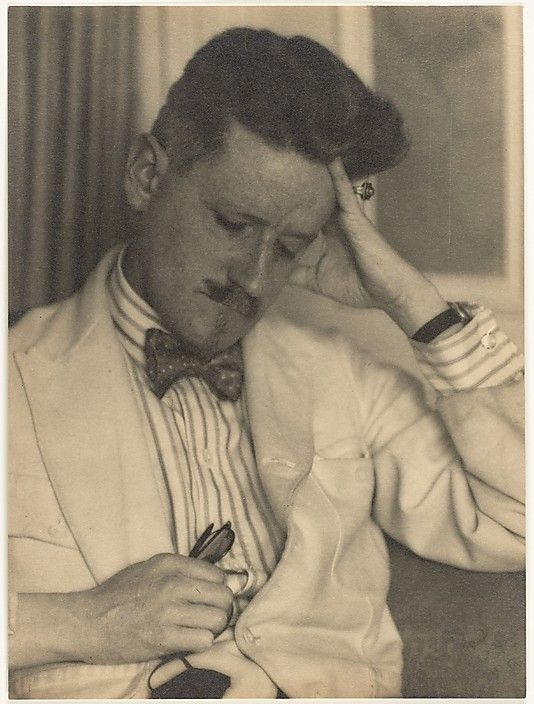 James (Augustine Aloysius) Joyce (02/02/1882 - 01/13/1941) was an Irish novelist.  One of the most influential writers of modernist avant-garde of the early 20th century.