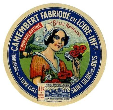 Camembert - La Belle Nantaise