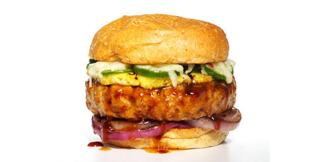 Burger Recipes   Men's Health  a fat burning burger? an anti-oxidant burger? OK!