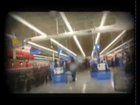 Autism: Sensory Overload Simulation - made by an indiv with autism. A visit to Wal-Mart