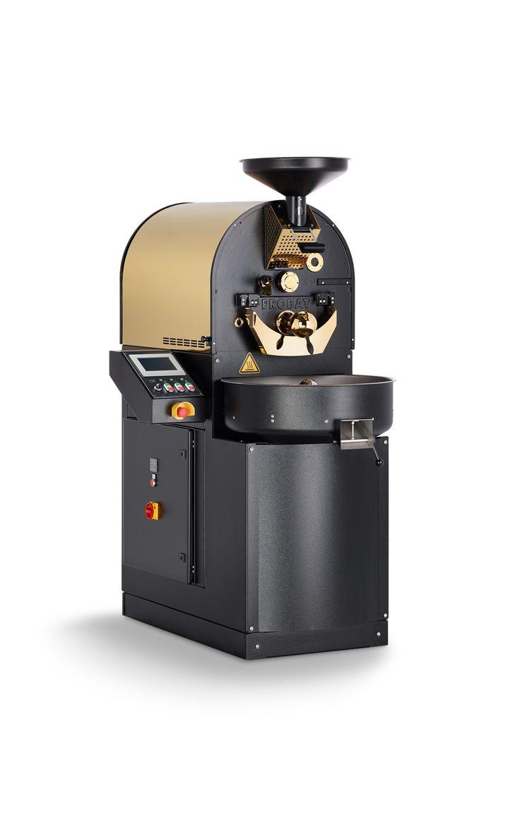 Com o Probatone 5 você maximiza sua produção de cafés especiais. São dois ventiladores com ciclones independentes (sistema de ar quente e resfriamento).