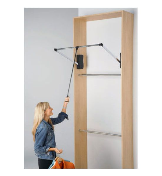 Pull Down Clothes Rod Closet Pull Down: 100+ Ideas To Try About Pull Down Closet Rod