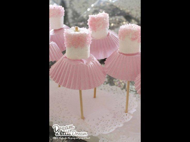 Marshmallow Cupcake Paper Tutu