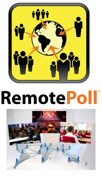 Audience response system-Turning Technologies: RemotePoll- to conduct exam, survey and assessment...