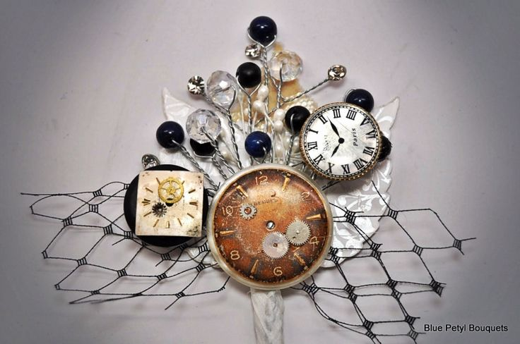 1000 images about diy clock on pinterest modern clock for Diy steampunk home decor