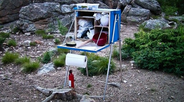 148 Best Images About Campkitchens Amp Chuckboxes On Pinterest