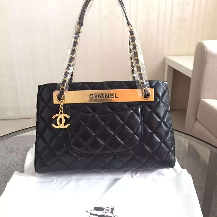 1000 Ideas About Chanel Bag Black On Pinterest Chanel
