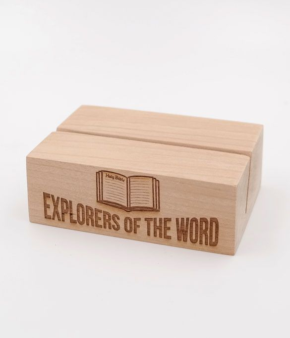 EOTW Bible Verse Card Holder