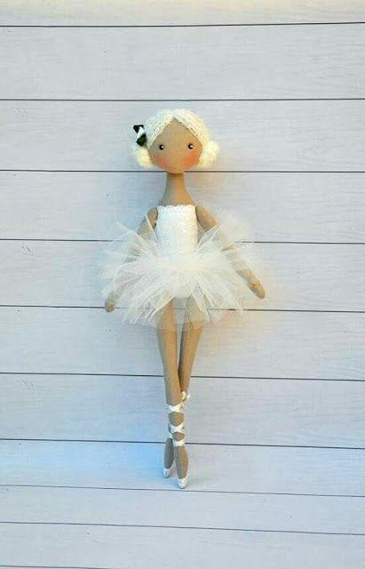 Mimin Dolls: Bailarinas lindas